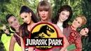 Celebrities in Jurassic Park Part 1