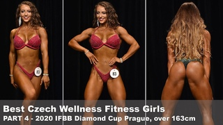 Part4, Best Czech Wellness Girls - 2020 IFBB Diamond Cup Prague over 163cm