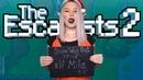 ASMR MOOD GAMING 🎮 ПОБЕГ ИЗ ТЮРЬМЫ 🚔 The Escapists 2 АСМР Играем в игру