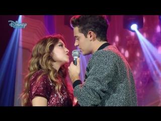 Videoclip Ruggero Pasquarelli y Karol Sevilla - Quiero Verte Sonreir