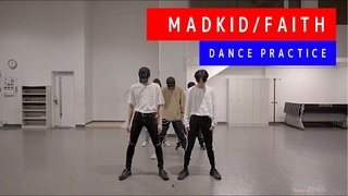 MADKID / FAITH (The Rising of the Shield Hero Opening theme)Dance Practice Video