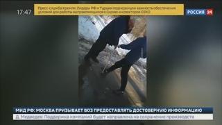 Подростки избили инвалида в Кирово Чепецке