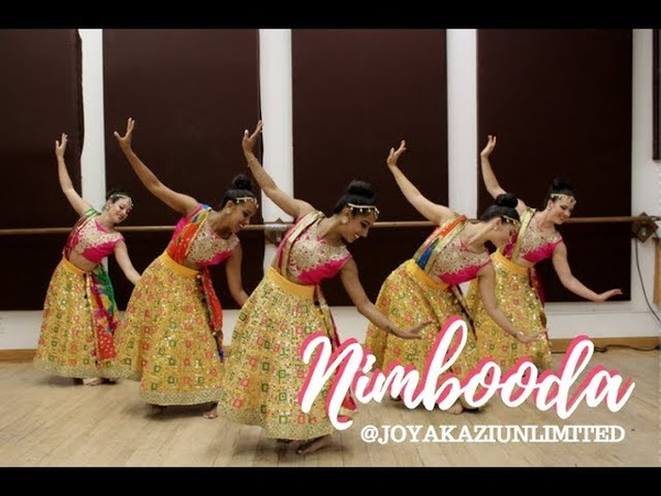 Nimbooda Hum Dil De Chuke Sanam Aishwarya Rai Bollywood Dance Cover Joya Kazi Unlimited