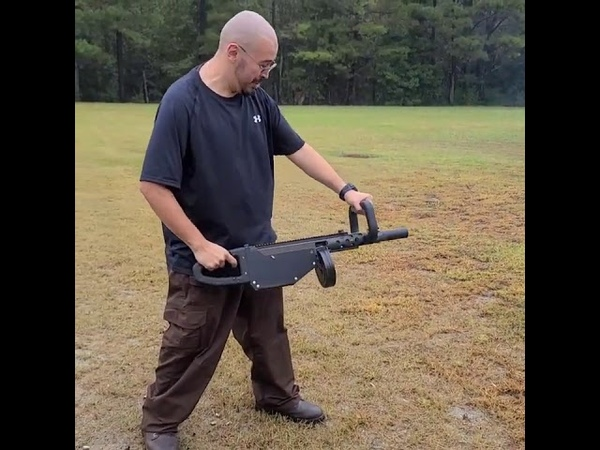 M11 Suppressed Chainsaw