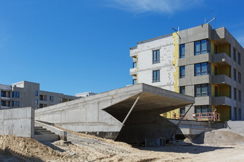 Отчет о ходе строительства ЖК «Ожогино» июнь 2020, изображение №13