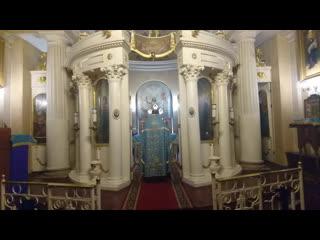 Live: ХРАМ СВ. ВМЦ. ЕКАТЕРИНЫ (пос. Мурино, Лен. облас