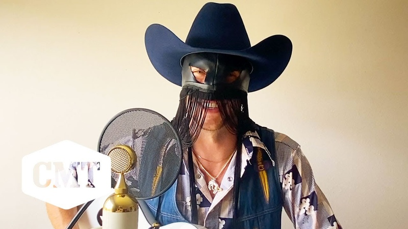 Orville Peck Performs No Glory in the West 🏳️🌈 Pride Month CMT