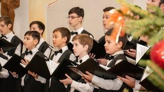 Великий Різдвяний концерт хору хлопчиків та юнаків КССМШ ім.М.В.Лисенка