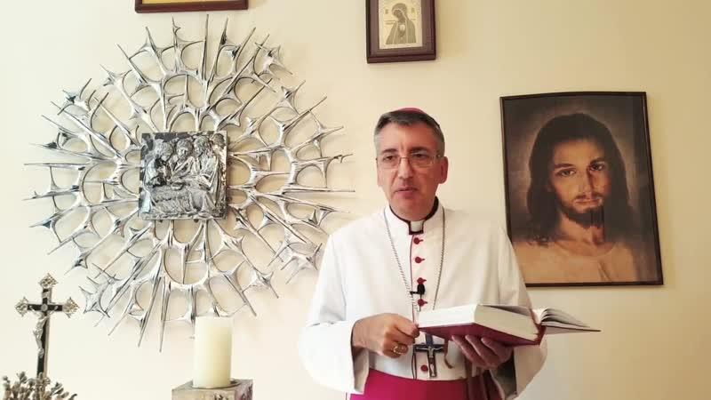 Слово Пастыря №23 Епископ Хосе Луис Мумбиела Сиерра