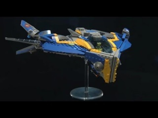 LEGO® MARVEL™ Super Heroes - Guardians of the Galaxy - Milano Designer Video