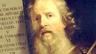 Эти факты о Моисее знает очень мало людей