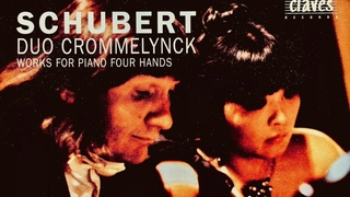 Schubert - Complete Piano Works for Four Hands + Presentation (Century's recording : Crommelynck)