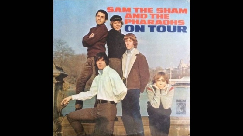 SAM THE SHAM AND THE PHARAOHS (Dallas, Texas, U.S.A) - Let's Talk It Over