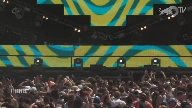 LOUDPVCK - Live @ Lollapalooza Chicago 2018
