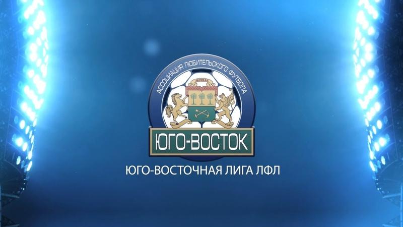 Волна 2:1 Титан ЭкоСпас Второй дивизион B 2018 19 19 й тур Обзор матча