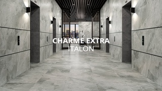 Обзор керамогранита Charme Extra от производителя Italon