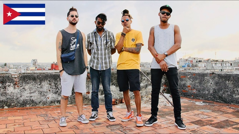 The Cypher Effect El Individuo Funky Style JD Asere El Continuo Prod By Mecal