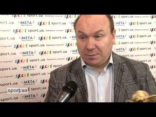 Віктор Леоненко про Лігу вропи