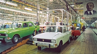 Легендарный «Москвич». 90 лет назад был основан завод имени Ленинского комсомола