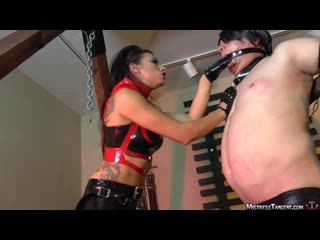 Mistress Tanget - redreaming  Leather  Госпожа