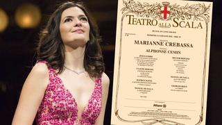Live Broadcast   6 June 2021; 19:00  CET   Teatro alla Scala: Recital Marianne Crebassa