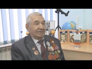 Встреча с космонавтом и зарядка со звездой. Хорошие новости Волжского района