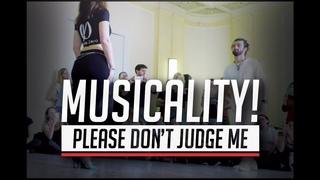 Ronie Saleh & Naaty Musicality Kizomba Dance @ Valentine Festival 2017 / Dont Judge Me