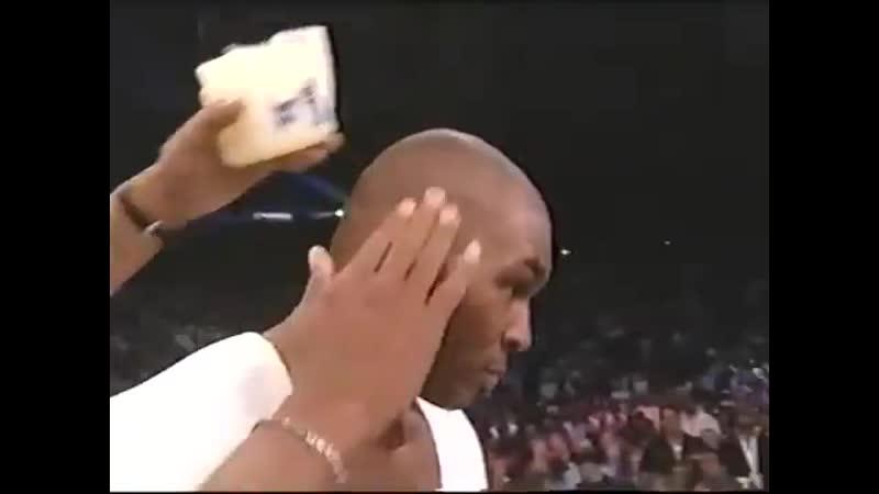 Lennox Lewis vs Mike Tyson HBO PPV June 8 2002