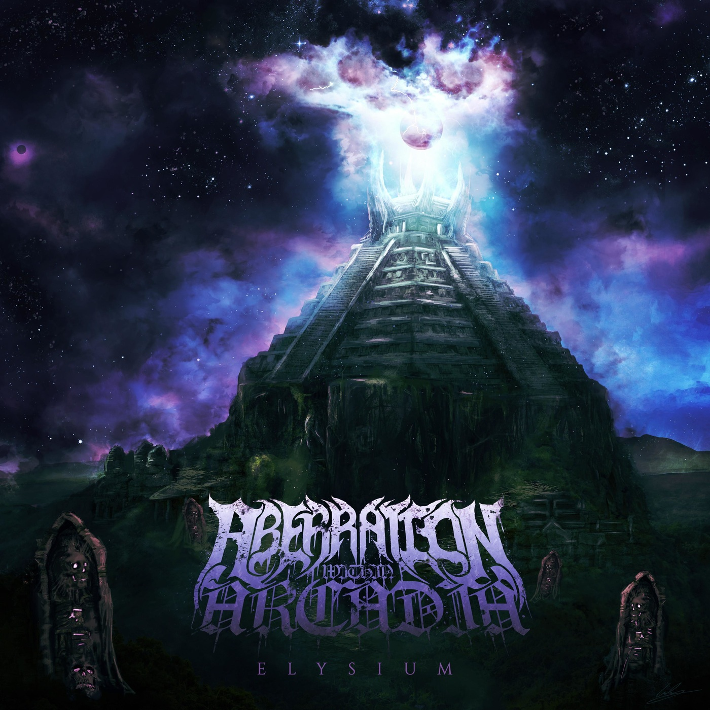 Aberration Within Arcadia - Elysium (2019)
