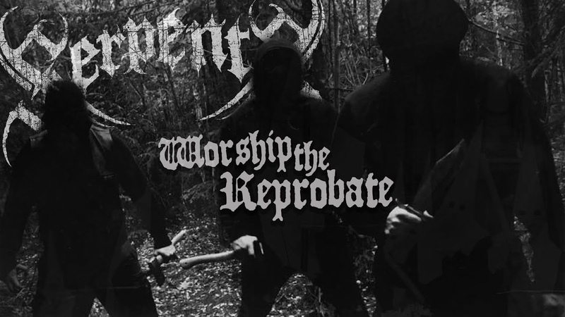SERPENTS Worship the Reprobate official video Black Metal Sweden 2021