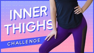 Tone & Trim Your Inner Thighs Workout ☀ Summer Song Challenge #8 ☀