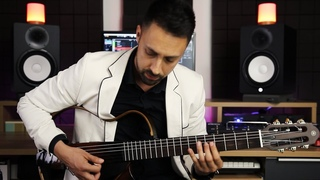 Moscow Nights - Gypsy Jazz Style Guitar