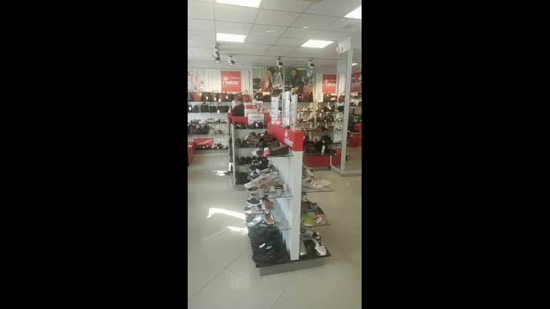 Распродажа обуви ТЦ Дарья До 40% на коллекцию обуви сумок и шляп