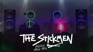 The Stickmen Alpha Mini Mix   Best of Stickmen Mashups, Edits & Remixes   2019
