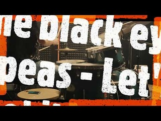 The black eyed peas - Let's get it started - drumcover by Evgeniy sifr Loboda