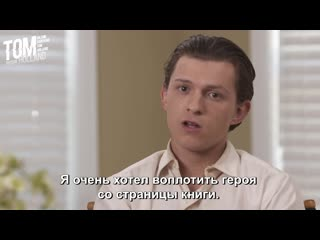 Русские субтитры › интервью для «Netflix Film Club» со съёмок фильма «Дьявол всегда здесь»