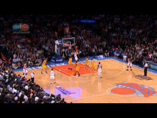 International Play of the Day: Prigioni's alley-oop to Chandler!