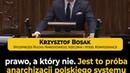 K Bosak Konfederacja w obronie suwerenności Polski przed zagraniczną władzą Sejm 19 12 2019