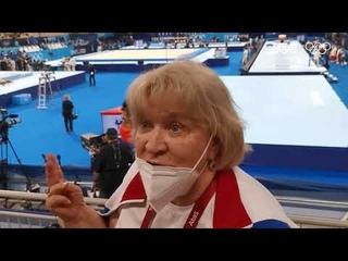 Тренер олимпийских чемпионок ОКР Родионенко РАСКРИТИКОВАЛА гимнастку Байлз