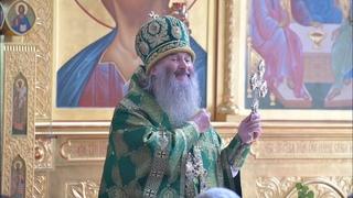 Проповедь митрополита Иоанна в праздник Пятидесятницы