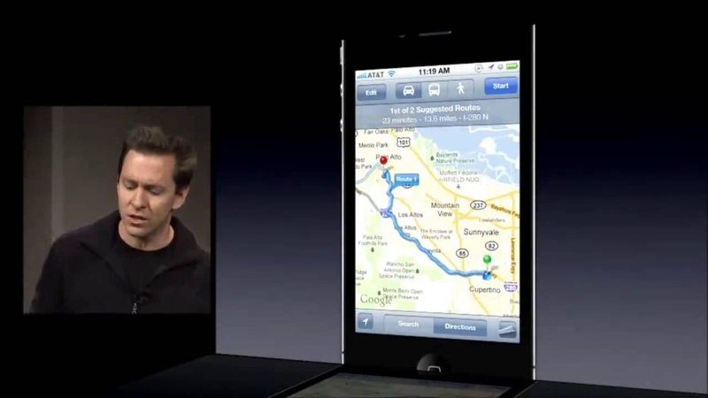 Apple Special Event 2011 Siri Introduction
