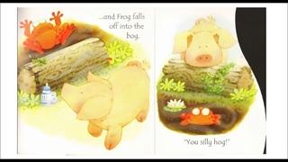Phonics Readers - Frog on a Log