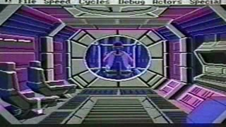 SPACE QUEST III: THE PIRATES OF PESTULON PROMOTIONAL VIDEO (SIERRA ON-LINE 1988 VIDEO CATALOG) (HD)