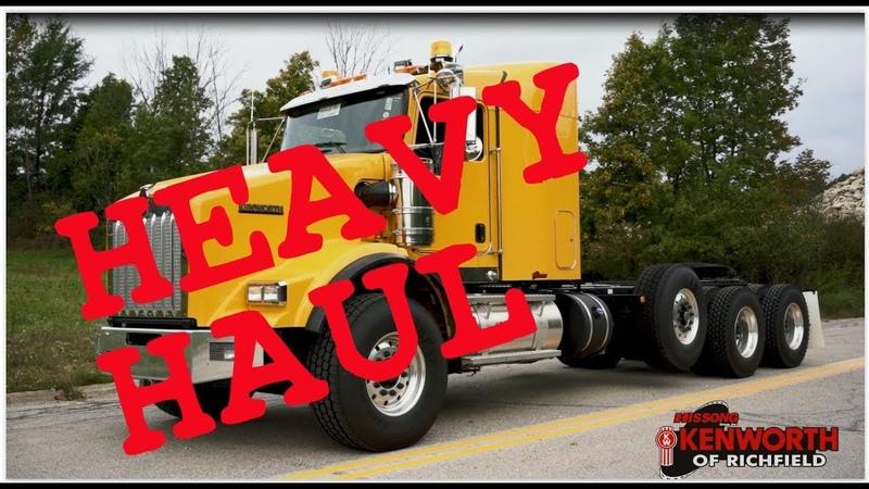 T800 Heavy Hauler Tour