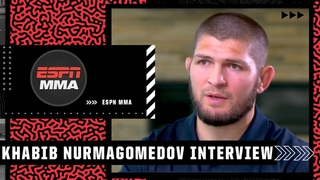 Khabib on Conor McGregor vs. Dustin Poirier 3, retiring at the top and coaching | MMA on ESPN