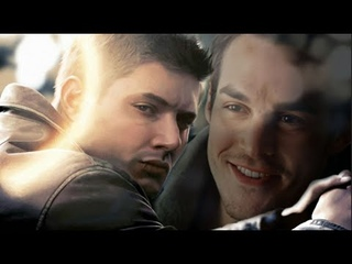 dean winchester & kai parker    one touch and i'll ignite