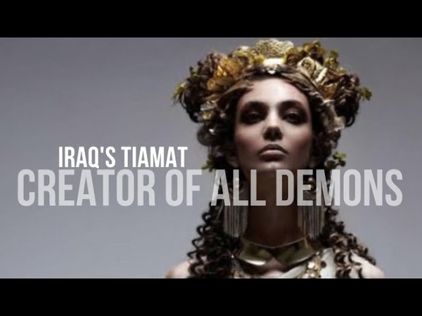 The History of Iraq's Stargates The Creator of All Demons Demonology sumerianrecords