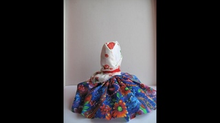 Видео о курсе по куклам по материалам МК Арины Никитиной.