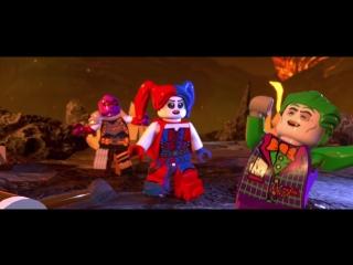 Official LEGO DC Super-Villains Launch Trailer