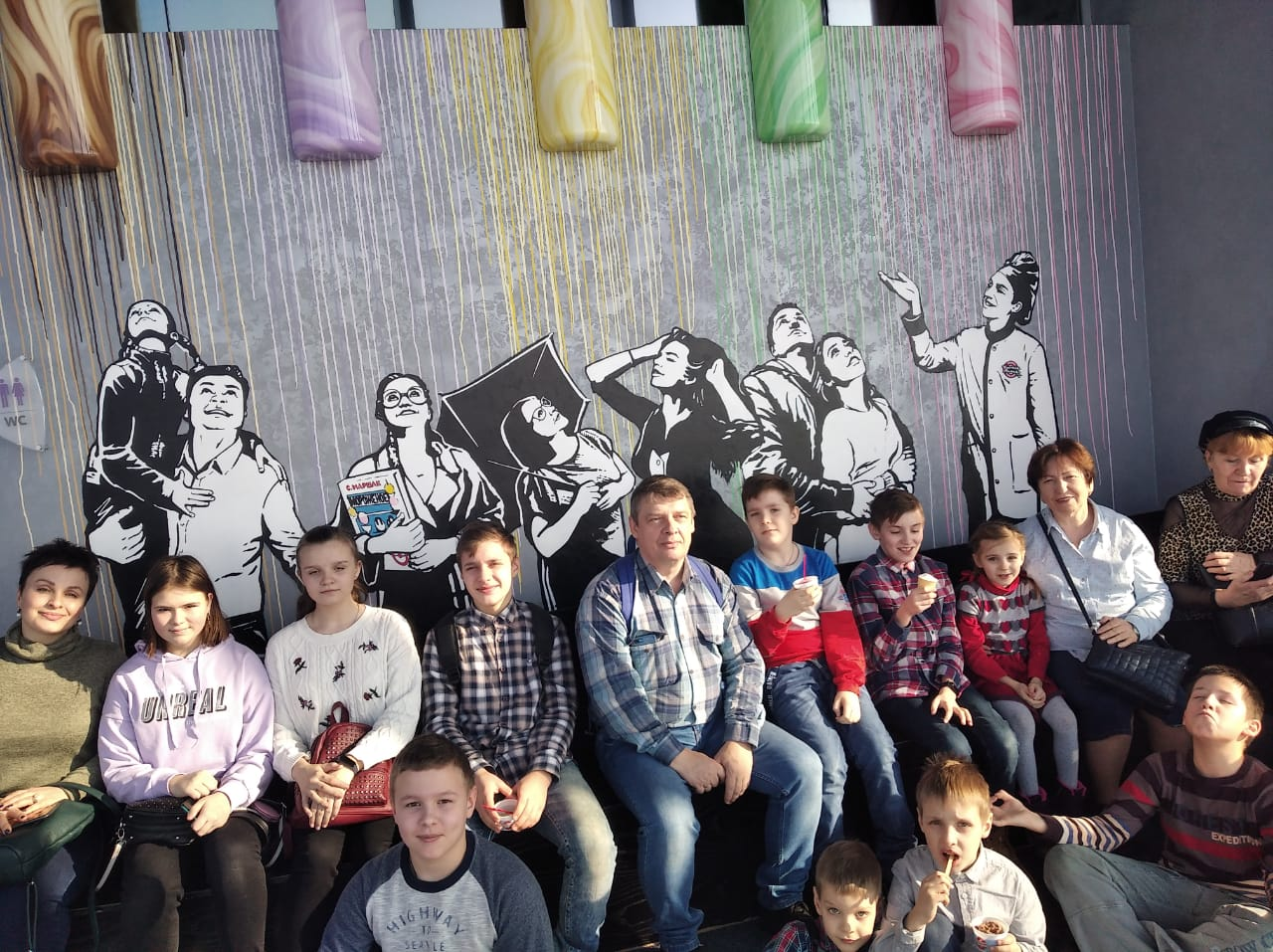 Экскурсия на смотровую площадку PANORAMA360 в Москва-Сити